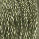 Buy DMC six-stranded embroidery floss 3364 - Pine Green