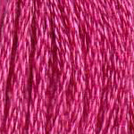 Buy DMC 3607 - Plum - LT - six stranded embroidery floss
