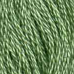 Buy DMC six stranded embroidery floss - 368 Light Pistachio Green