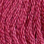 Buy DMC 3687 - Mauve six stranded embroidery floss at Raspberry Lane Crafts