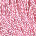 Buy DMC 3689 - Mauve - LT - six stranded embroidery floss