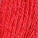 Buy DMC 3705 Dark Melon six stranded embroidery floss at Raspberry Lane Crafts
