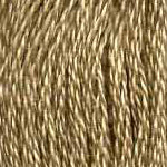 Buy DMC six stranded embroidery floss - 372 Light Mustard
