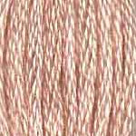 DMC 3774 - Very Light Desert Sand six stranded embroidery floss at Raspberry Lane Crafts