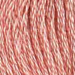 Buy DMC 3779 - Ultra Very Light Terra Cotta six stranded embroidery floss