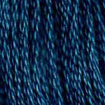 Buy DMC 3808 - Ultra Very Dark Turquoise six-stranded embroidery floss at Raspberry Lane Crafts