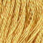 Buy DMC 3822 - Light Straw six-stranded embroidery floss at Raspberry Lane Crafts