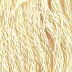 Buy DMC six-stranded embroidery floss 3823 - Ultra Pale Yellow