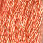 Buy DMC six-stranded embroidery floss - 3825 - Pale Pumpkin