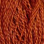 Buy DMC six-stranded embroidery floss 3826 - Golden Brown