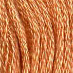 Buy DMC 3827 - Pale Golden Brown six-stranded embroidery floss at Raspberry Lane Crafts