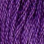 Buy DMC 3837 - Ultra Dark Lavender  six-stranded embroidery floss at Raspberry Lane Crafts