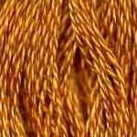 Buy DMC six-stranded embroidery floss - 3852 - Very Dark Straw