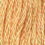 Buy DMC six-stranded embroidery floss - 3855 - Light Autumn Gold