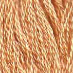 Buy DMC six-stranded embroidery floss - 3856 - Ultra Very Light Mahogany