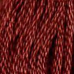 Buy DMC six-stranded embroidery floss - 3858 - Medium Rosewood