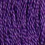Buy DMC six-stranded embroidery floss 3887 - Ultra Very Dark Lavender