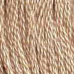 Buy DMC six-stranded embroidery floss 3893 - Very Light Mocha Beige