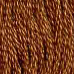 DMC six-stranded embroidery floss - 420 - Hazelnut Brown - Dark