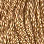DMC six-stranded embroidery floss - 422 - Hazelnut Brown - Light