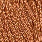 DMC six-stranded embroidery floss - 436 - Tan