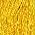 Buy DMC six-stranded embroidery floss - 444 - Lemon - Dark for Sale Find