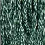 Buy DMC six-stranded embroidery floss - 502 - Blue Green