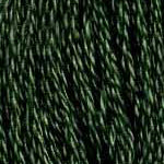Buy DMC six-stranded embroidery floss - 520 - Fern Green - Dark