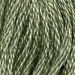 Buy DMC six-stranded embroidery floss - 523 - Fern Green - Light