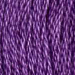 Buy DMC six-stranded embroidery floss - 553 - Violet