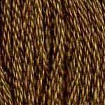 Buy DMC six-stranded embroidery floss - 610 - Dark Drab Brown