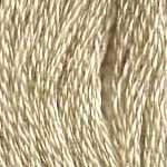 Buy DMC six-stranded embroidery floss - 613 - Very Light Drab Brown