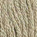 Buy DMC six-stranded embroidery floss - 644 - Medium Beige Gray