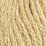 Buy DMC six-stranded embroidery floss - 677 - Very Light Old Gold