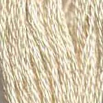 Buy Find DMC six-stranded embroidery floss 712 - Cream