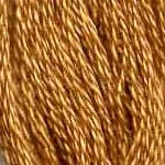 Buy DMC six-stranded embroidery floss 729 - Old Gold - Medium