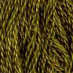 Buy Purchase Find DMC six-stranded embroidery floss 732 - Olive Green