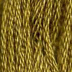 Buy Purchase Find DMC six-stranded embroidery floss 733 - Medium Olive Green