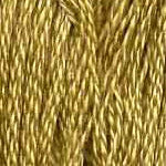 Buy Purchase Find DMC six-stranded embroidery floss 734 - Light Olive Green