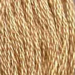 Buy DMC Six-Stranded Embroidery Floss 738 - Very Light Tan Find