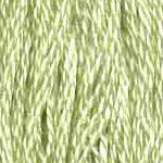Buy DMC six-stranded embroidery floss 772 - Very Light Yellow Green