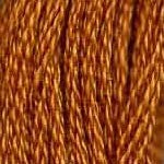 DMC 781 - Very Dark Topaz six-stranded embroidery floss Buy Find Purchase
