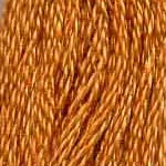 DMC 783 - Medium Topaz six-stranded embroidery floss at Raspberry Lane Crafts