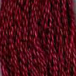 Buy DMC six-stranded embroidery floss - 902 - Very Dark Garnet