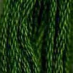 Buy DMC six-stranded embroidery floss 904 - Very Dark Parrot Green