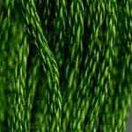 DMC six-stranded embroidery floss - 905 - Parrot Green - Dark