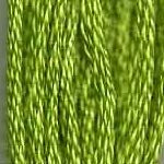 DMC six-stranded embroidery floss - 907 - Parrot Green - Light