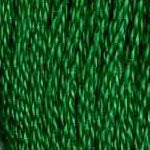 DMC six-stranded embroidery floss -909 - Emerald Green - Very Dark