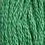 Buy DMC six-stranded embroidery floss - 912 - Light Emerald Green