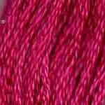 Buy DMC six-stranded embroidery floss - 917 - Medium Plum